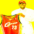 Lebron James Going Home by Brian Reaves