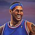 Lebron James  by Paul Meijering