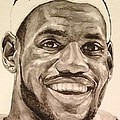 Lebron James by Tamir Barkan