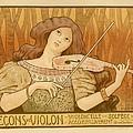 Lecons De Violon by Gianfranco Weiss