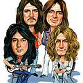 Led Zeppelin by Art