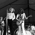 Led Zeppelin Bath Festival 1969 by Chris Walter