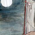 Led Zeppelin Inner Album Art by Angela Pelfrey