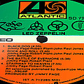 Led Zeppelin Iv Side 1 by Marcello Cicchini