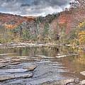 Lee Creek by Tony  Colvin