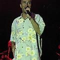 Lee Greenwood Sings by Mike Martin
