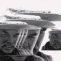 Lee Marvin Monte Walsh #2 Old Tucson Arizona 1969-2012   by David Lee Guss