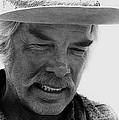 Lee Marvin Monte Walsh Set  Old Tucson Arizona 1969 by David Lee Guss