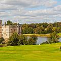 Leeds Castle Golf 2 by Chris Thaxter