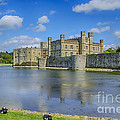 Leeds Castle Moat 2 by Chris Thaxter