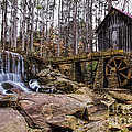 Leflers Mill by Barbara Bowen