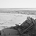 Leftovers From Hurricane Sandy by Trish Tritz