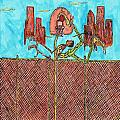 Leg Jam by Richard Hockett