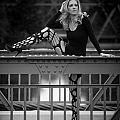 Leg On A Balustrade by Ralf Kaiser