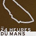 Legendary Races - 1923 24 Heures Du Mans by Chungkong Art