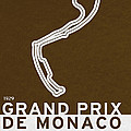 Legendary Races - 1929 Grand Prix De Monaco by Chungkong Art