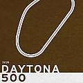 Legendary Races - 1959 Daytona 500 by Chungkong Art