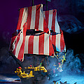 Lego Pirate Ship by Samuel Whitton