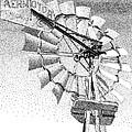 Lehman Windmill by Rob Christensen
