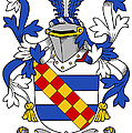 Leigh Coat Of Arms II Bradley Lancashire by Heraldry