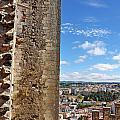 Leiria Castle by Luis Alvarenga