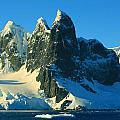Lemaire Channel Antarctica by Amanda Stadther