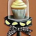 Lemon Cupcake by Catherine Holman