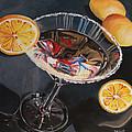 Lemon Drop by Debbie DeWitt