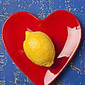 Lemon Heart by Garry Gay