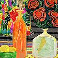 Lemon Squash And Pumpkin by Diane Fine