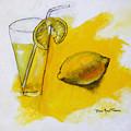 Lemon Water by Robin Maria Pedrero