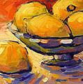Lemons 1  by Konnie Kim