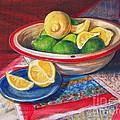 Lemons And Limes by Joy Nichols