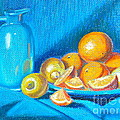 Lemons And Oranges by Tricia Lesky