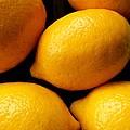 Lemons by Loreta Mickiene