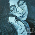 Lennon And Ono by To-Tam Gerwe