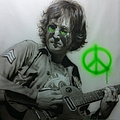 Lennon by Christian Chapman Art