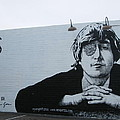 Lennon Portrait by Nathan Rupert
