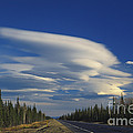 Lenticular Cloud by Stephen J Krasemann