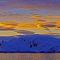 Lenticular Clouds by Tony Beck