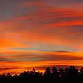 Lenticular Sunrise by Gary Benson