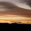 Lenticular Sunset by Marilyn Hunt