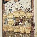 Lenzi, Domenico 14th Century. Specchio by Everett