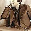 Leonard Cohen Artwork 2 by Sheraz A