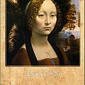 Leonardo Da Vinci 2 by Andrew Fare