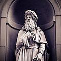 Leonardo Da Vinci by Liz Leyden