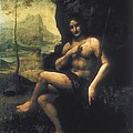Leonardo Da Vinci, School Of First Half by Everett