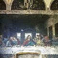Leonardo Da Vinci's Last Supper by Bob Phillips