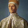Leonardo Loredan 1436-1521 Doge Of Venice From 1501-21, C.1501 Oil On Panel by Giovanni Bellini
