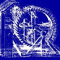 Leonardo Machine Blueprint by